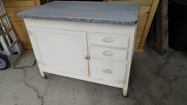 Antique Hoosier Kitchen Cabinet Base – Nice Cabinet.  00U0U_6ZSymGF65uK_600x450 - Antique Hoosier Kitchen Cabinet Base – Nice Cabinet – Long Valley