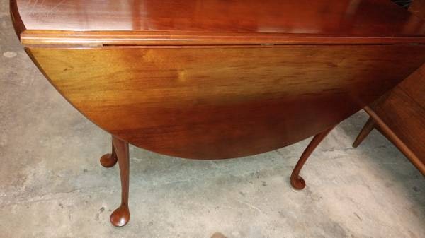beautiful small cherry drop leaf oval dining table wonderful