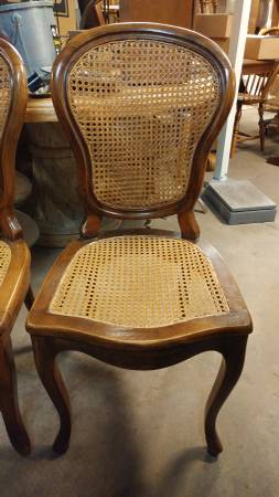 2 Antique Victorian Cain Seat Parlor Chairs U2013 Beautiful Condition.  00R0R_bGargl8aEU7_600x450. ; 