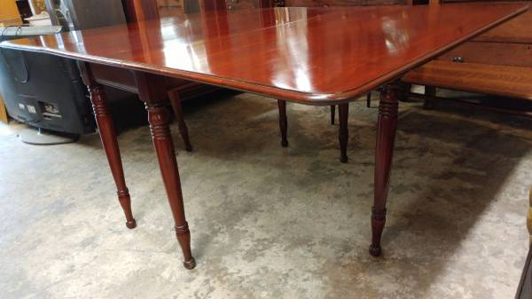Solid Cherry Drop Leaf Dining Table Beautiful