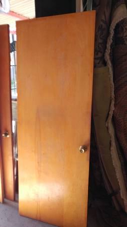 Vintage Interior Door U2013 2 Doors U2013 30 X 80 U2013 Wonderful Condition.  00000_QULLe2cX06_600x450