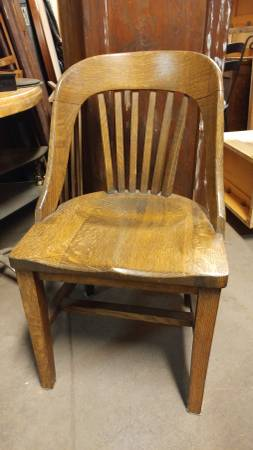 Outstanding Antique Oak Desk Chair Solid And Heavy Chair So Nice Dailytribune Chair Design For Home Dailytribuneorg