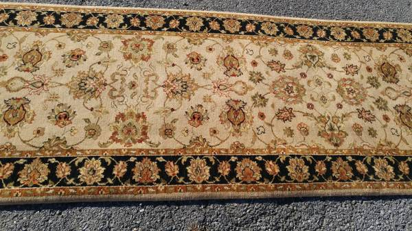Unner Rug 16 X 2 6 Thick Wool Pile Excellent Quality