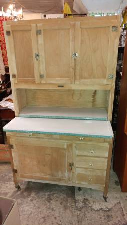 """Antique Sellers brand """"Hoosier"""" style kitchen cabinet – Long Valley ..."""