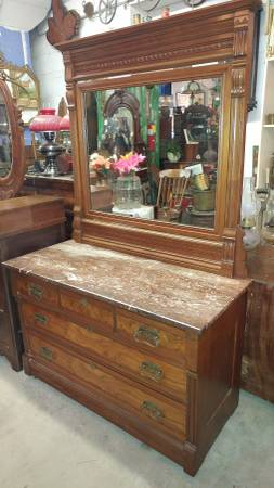Antique Large Dresser W Mirror And Marble Top Eastlake Walnut Long Valley Traders,How To Get Rid Of Sugar Ants In House